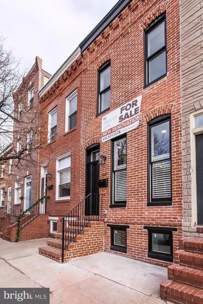 919 Linwood Avenue, Baltimore, MD 21224 - MLS#: 1003298991