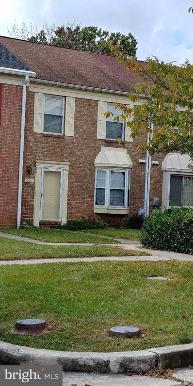 20 Courtwood Drive, Baltimore, MD 21208 - MLS#: 1003299119