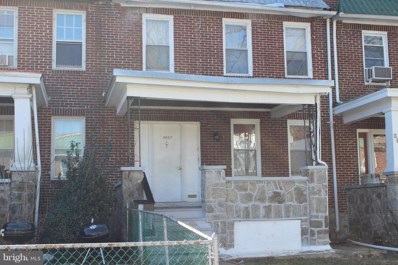 3807 Norfolk Avenue, Baltimore, MD 21216 - #: 1003299199