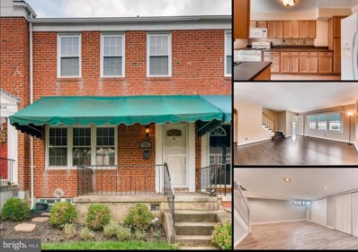 1922 Edgewood Road, Towson, MD 21286 - MLS#: 1003299261