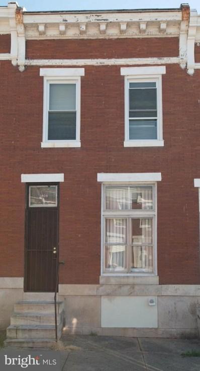 1209 Luzerne Avenue, Baltimore, MD 21213 - MLS#: 1003299375