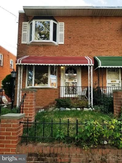 619 Kennedy Street NE, Washington, DC 20011 - MLS#: 1003299395