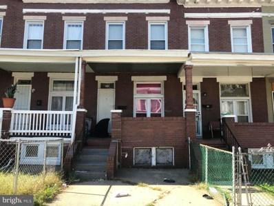 1713 Homestead Street, Baltimore, MD 21218 - MLS#: 1003299581