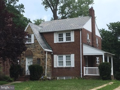 4406 Forest Park Avenue, Baltimore, MD 21207 - #: 1003299739