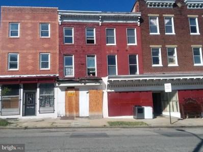 1708 Pratt Street, Baltimore, MD 21223 - MLS#: 1003299897