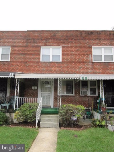 6960 Glenheights Road, Baltimore, MD 21215 - MLS#: 1003300063