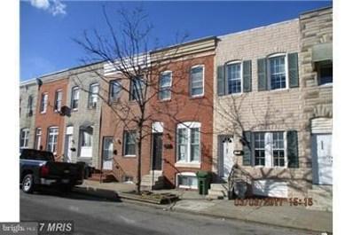 3504 Lombard Street, Baltimore, MD 21224 - MLS#: 1003300629