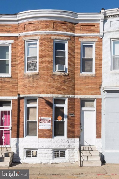1558 Fulton Avenue N, Baltimore, MD 21217 - MLS#: 1003300895