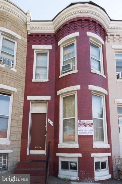1637 Fulton Avenue N, Baltimore, MD 21217 - MLS#: 1003300899