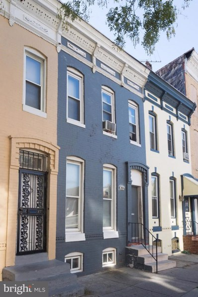 725 Baker Street, Baltimore, MD 21217 - MLS#: 1003300905