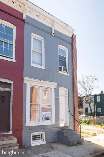 2027 Christian Street, Baltimore, MD 21223 - MLS#: 1003301027