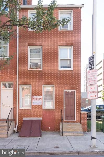 853 Fayette Street W, Baltimore, MD 21201 - MLS#: 1003301041