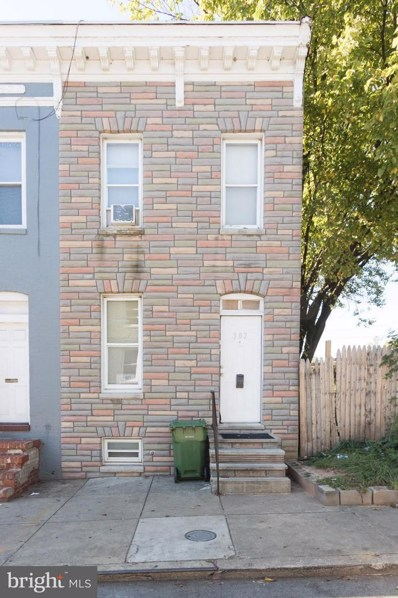 302 Franklintown Road S, Baltimore, MD 21223 - MLS#: 1003301079