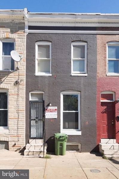305 Franklintown Road S, Baltimore, MD 21223 - MLS#: 1003301093