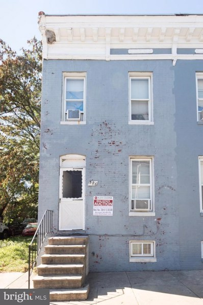 306 Franklintown Road S, Baltimore, MD 21223 - MLS#: 1003301101