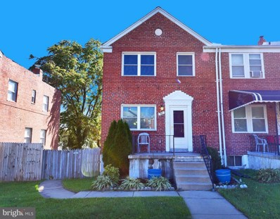 917 Coleridge Road, Baltimore, MD 21229 - MLS#: 1003301445