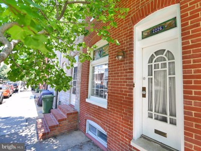 2226 Cambridge Street, Baltimore, MD 21231 - MLS#: 1003302167