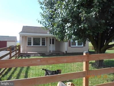 12496 Buchanan Trail W, Mercersburg, PA 17236 - MLS#: 1003302381