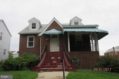 4600 College Avenue, Baltimore, MD 21229 - MLS#: 1003303061