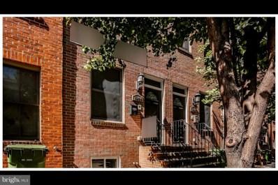 1344 Towson Street, Baltimore, MD 21230 - MLS#: 1003303313