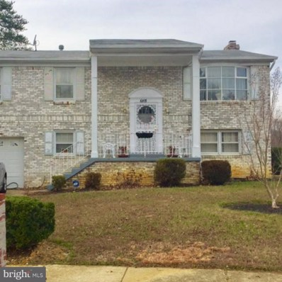 6811 Middlefield Road, Fort Washington, MD 20744 - MLS#: 1003303485