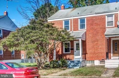 1724 Sherwood Avenue, Baltimore, MD 21239 - MLS#: 1003303551