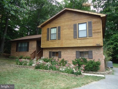 360 Clubhouse Drive, Lusby, MD 20657 - MLS#: 1003303715