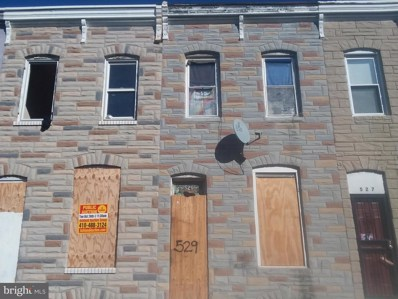 531 Belnord Avenue N, Baltimore, MD 21205 - MLS#: 1003303863