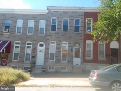 1720 Bond Street, Baltimore, MD 21213 - MLS#: 1003303871