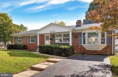 4201 Granby Road, Woodbridge, VA 22193 - MLS#: 1003309119