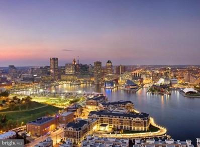 801 Key Highway UNIT 413, Baltimore, MD 21230 - MLS#: 1003309707