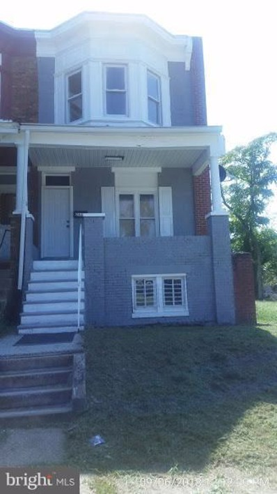 2615 Springhill Avenue, Baltimore, MD 21215 - #: 1003393154