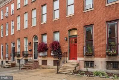 104 Gilmor Street, Baltimore, MD 21223 - MLS#: 1003394456