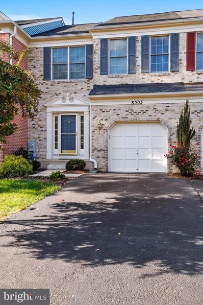 8503 Timber Valley Court, Ellicott City, MD 21043 - MLS#: 1003401695