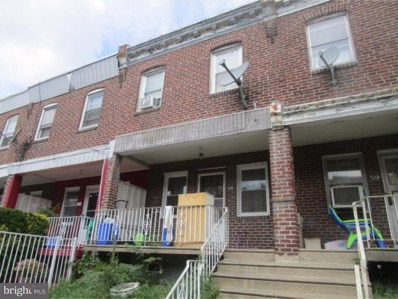 527 E Luray Street, Philadelphia, PA 19120 - MLS#: 1003423584