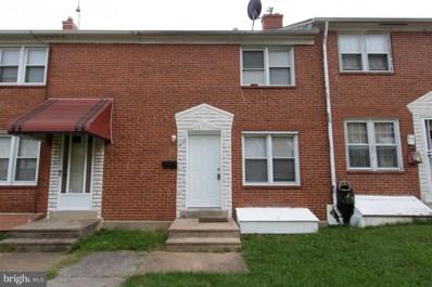 1036 Tunbridge Road, Baltimore, MD 21212 - #: 1003436438