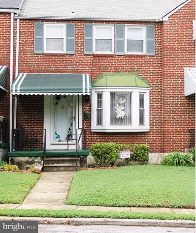 5748 Maplehill Road, Baltimore, MD 21239 - #: 1003449426