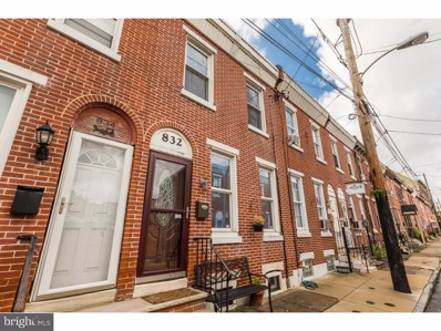 832 Livingston Street, Philadelphia, PA 19125 - MLS#: 1003450242