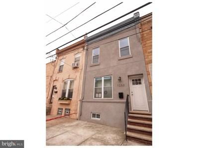 1253 S 26TH Street, Philadelphia, PA 19146 - MLS#: 1003501822