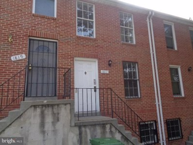 1817 Spring Street, Baltimore, MD 21213 - #: 1003544814