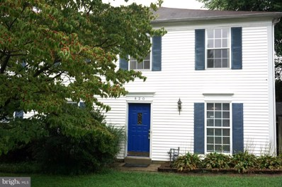 820 Pheasant Run Drive, Gaithersburg, MD 20878 - MLS#: 1003547120