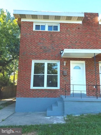 5403 Seward Avenue, Baltimore, MD 21206 - MLS#: 1003549249