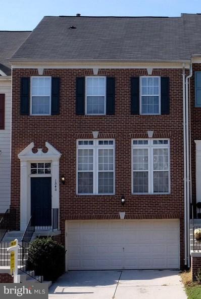 1540 Grosbeak Court, Woodbridge, VA 22191 - MLS#: 1003622673