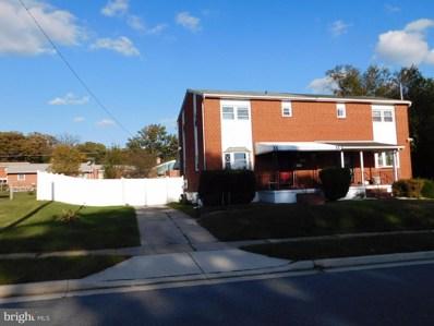 107 Wesley Avenue, Baltimore, MD 21228 - MLS#: 1003630873