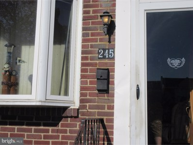 245 Spring Valley Road, Darby, PA 19023 - MLS#: 1003637577