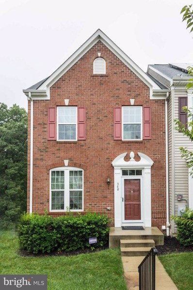 360 Paladium Court, Owings Mills, MD 21117 - MLS#: 1003640800