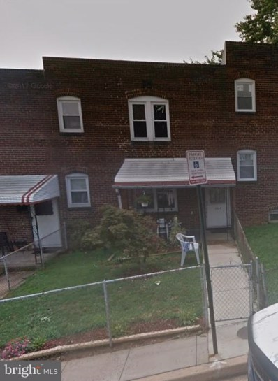 1513 Filbert Street, Baltimore City, MD 21226 - #: 1003643154