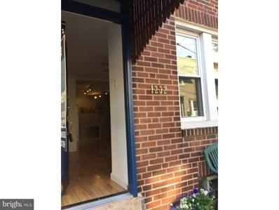 1232 S Warnock Street, Philadelphia, PA 19147 - MLS#: 1003658977
