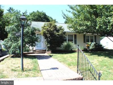 107 Brookfield Avenue, Pitman, NJ 08071 - MLS#: 1003659290