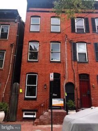 574 Saint Mary Street, Baltimore, MD 21201 - MLS#: 1003662619